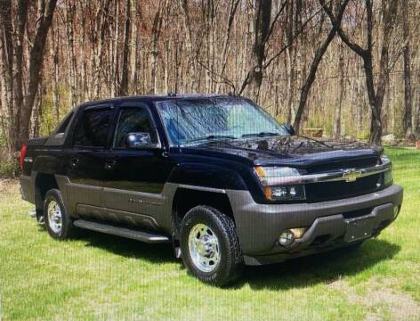 2003 Chevrolet Avalanche for sale at Euro Motors of Stratford in Stratford CT