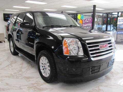 2008 GMC Yukon for sale at Dealer One Auto Credit in Oklahoma City OK