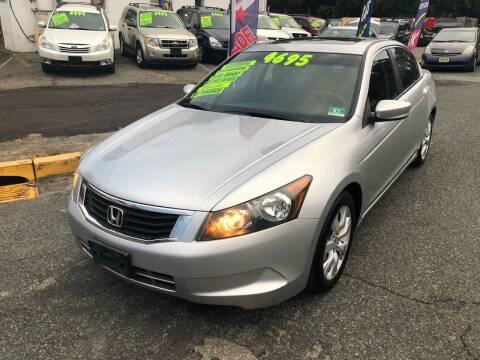 2008 Honda Accord for sale at Washington Auto Repair in Washington NJ