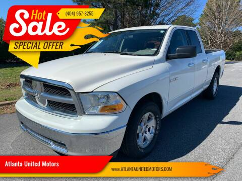 2009 Dodge Ram Pickup 1500 for sale at Atlanta United Motors in Buford GA