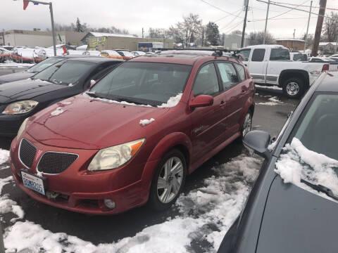2006 Pontiac Vibe for sale at TTT Auto Sales in Spokane WA