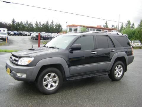 2003 Toyota 4Runner for sale at NORTHWEST AUTO SALES LLC in Anchorage AK
