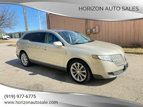 2011 Lincoln MKT for sale at Horizon Auto Sales in Raleigh NC