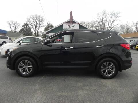 2013 Hyundai Santa Fe Sport for sale at Car Now in Mount Zion IL