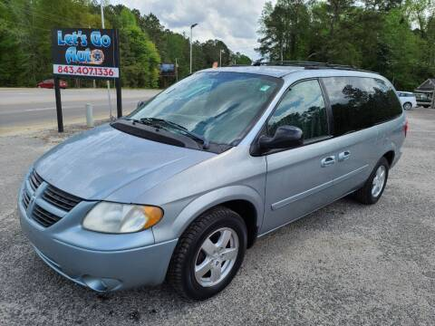 2005 Dodge Grand Caravan for sale at Let's Go Auto in Florence SC