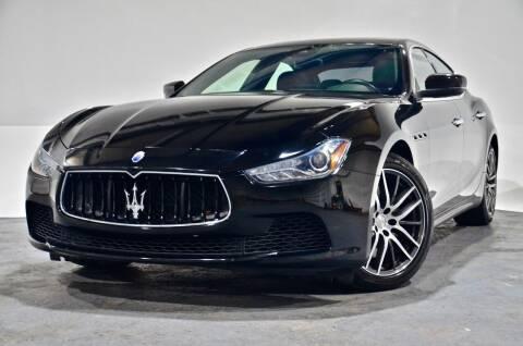 2017 Maserati Ghibli for sale at Carxoom in Marietta GA