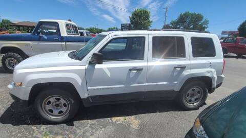 2016 Jeep Patriot for sale at Silverline Auto Boise in Meridian ID