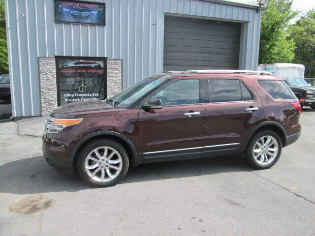 2012 Ford Explorer for sale at Access Auto Brokers in Hagerstown MD