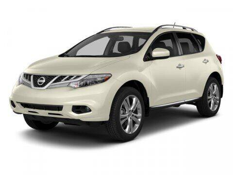 2014 Nissan Murano for sale at BEAMAN TOYOTA - Beaman Buick GMC in Nashville TN