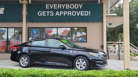 2016 Kia Optima for sale at Dunn-Rite Auto Group in Longwood FL