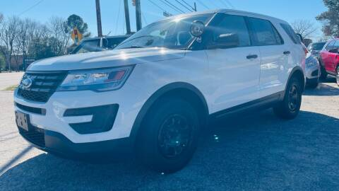 2016 Ford Explorer for sale at Capital Motors in Raleigh NC