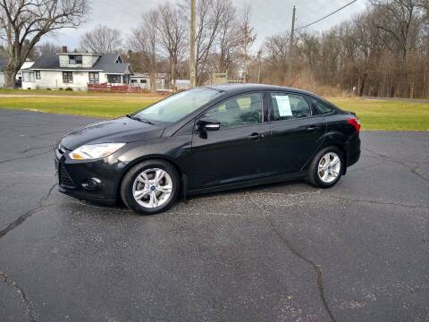 2014 Ford Focus for sale at Depue Auto Sales Inc in Paw Paw MI