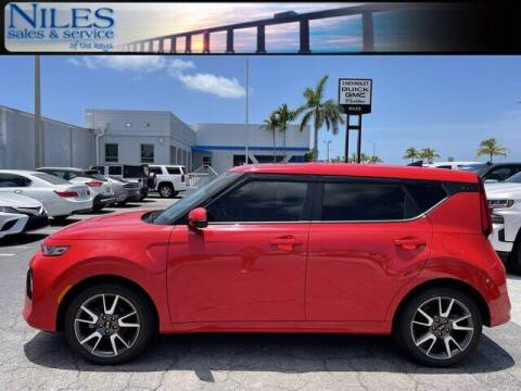 2021 Kia Soul for sale at Niles Sales and Service in Key West FL