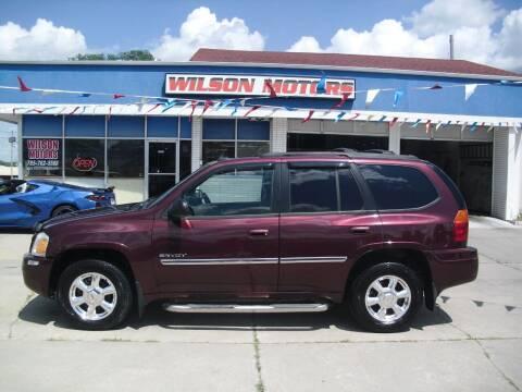 2006 GMC Envoy for sale at Wilson Motors in Junction City KS
