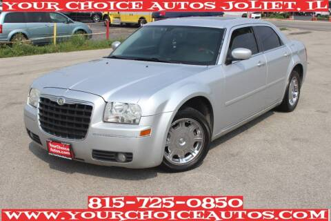 2006 Chrysler 300 for sale at Your Choice Autos - Joliet in Joliet IL