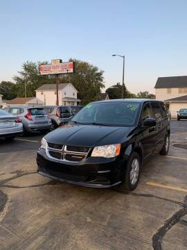 2014 Dodge Grand Caravan for sale at Dream Auto Sales in South Milwaukee WI