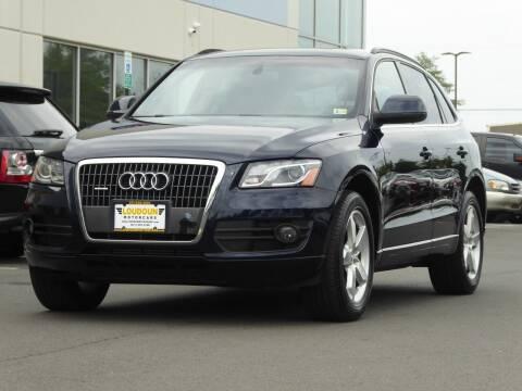 2011 Audi Q5 for sale at Loudoun Motor Cars in Chantilly VA