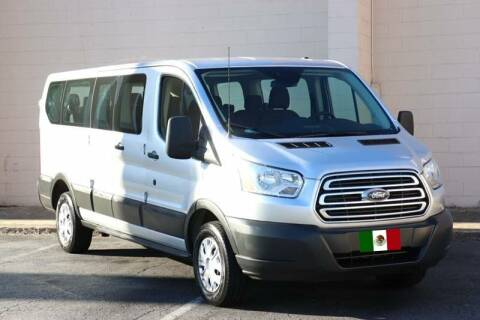 2016 Ford Transit Passenger for sale at El Patron Trucks in Norcross GA
