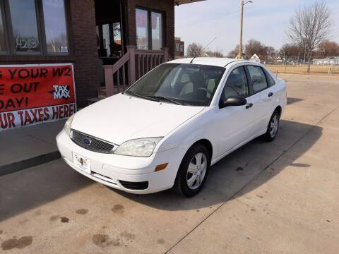 2007 Ford Focus for sale at CARS4LESS AUTO SALES in Lincoln NE