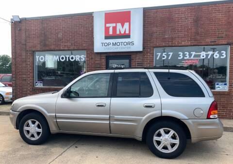 2002 Oldsmobile Bravada for sale at Top Motors LLC in Portsmouth VA