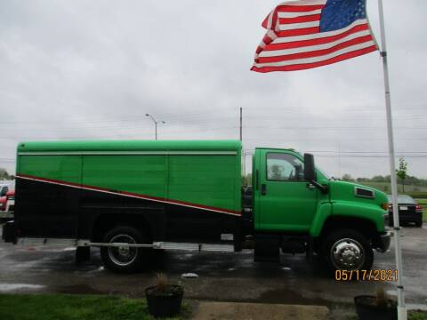 2007 Chevrolet C7500 for sale at ROAD READY SALES INC in Richmond IN