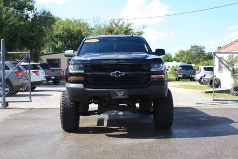2016 Chevrolet Silverado 1500 for sale at Fabela's Auto Sales Inc. in Dickinson TX