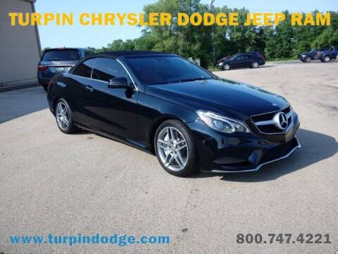 2014 Mercedes-Benz E-Class for sale at Turpin Dodge Chrysler Jeep Ram in Dubuque IA
