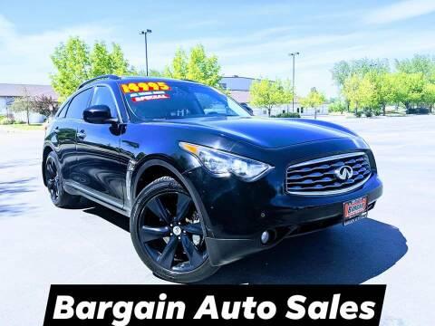 2011 Infiniti FX50 for sale at Bargain Auto Sales LLC in Garden City ID