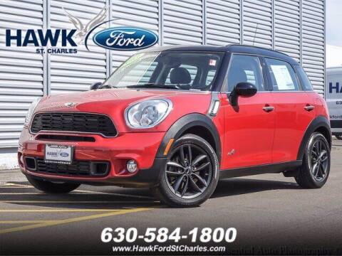 2013 MINI Countryman for sale at Hawk Ford of St. Charles in St Charles IL