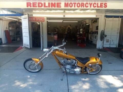 2005 American Iron Horse Legend for sale at INTERSTATE AUTO SALES in Pensacola FL