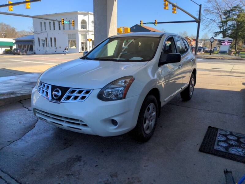 2014 Nissan Rogue Select for sale at ROBINSON AUTO BROKERS in Dallas NC