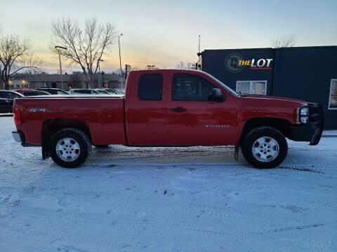 2013 Chevrolet Silverado 1500 for sale at THE LOT in Sioux Falls SD