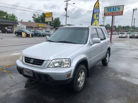 2001 Honda CR-V for sale at Neals Auto Sales in Louisville KY