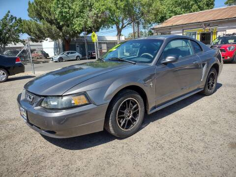2003 Ford Mustang for sale at Larry's Auto Sales Inc. in Fresno CA
