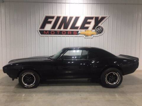 1968 Pontiac Firebird for sale at Finley Motors in Finley ND