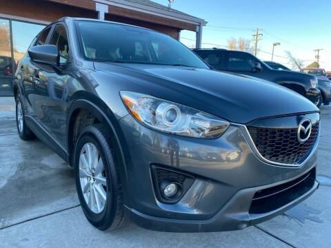 2015 Mazda CX-5 for sale at Global Automotive Imports of Denver in Denver CO