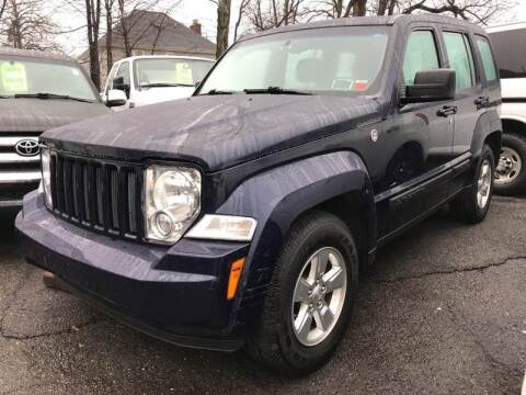 2012 Jeep Liberty for sale at White River Auto Sales in New Rochelle NY