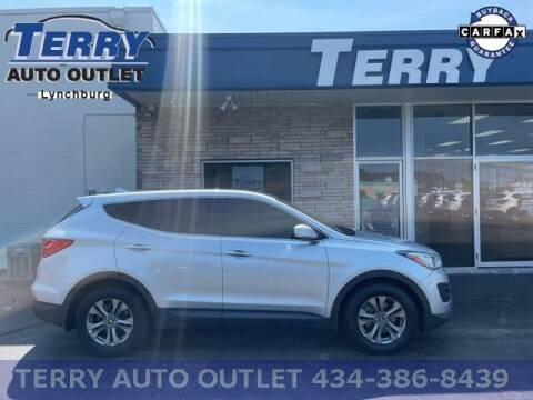2015 Hyundai Santa Fe Sport for sale at Terry Auto Outlet in Lynchburg VA