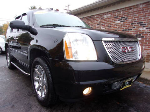 2011 GMC Yukon for sale at Certified Motorcars LLC in Franklin NH