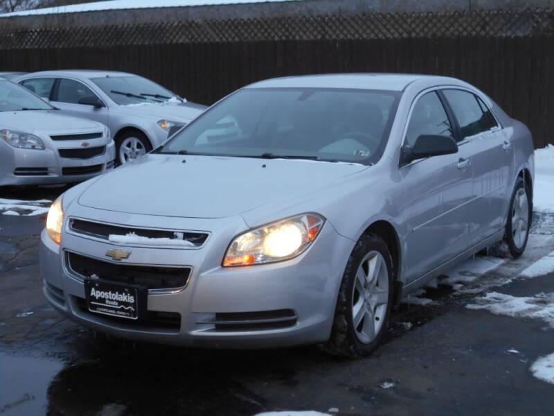 2009 Chevrolet Malibu for sale at MT MORRIS AUTO SALES INC in Mount Morris MI