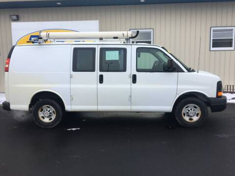 2012 Chevrolet Express Cargo for sale at TJ's Auto in Wisconsin Rapids WI