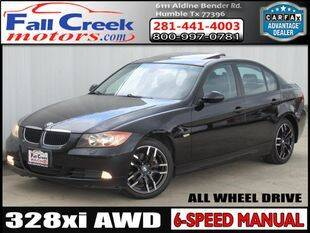 2007 BMW 3 Series for sale at Fall Creek Motor Cars in Humble TX