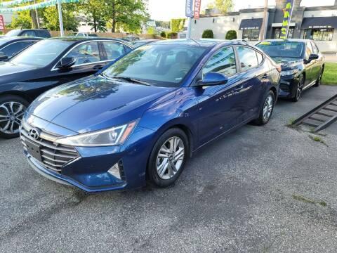 2019 Hyundai Elantra for sale at Car One in Essex MD