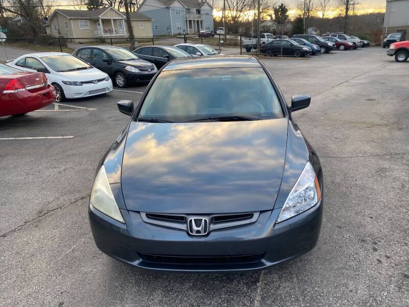 2004 Honda Accord for sale at Mitchell Motor Company in Madison TN