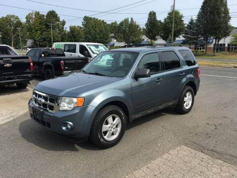 2010 Ford Escape for sale at Candlewood Valley Motors in New Milford CT