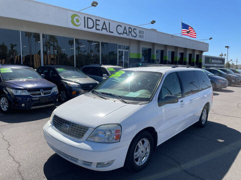 2004 Ford Freestar for sale at Ideal Cars in Mesa AZ