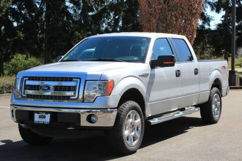 2013 Ford F-150 for sale at Top Gear Motors in Lynnwood WA