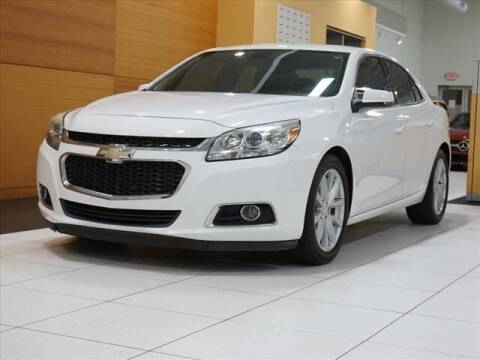 2015 Chevrolet Malibu for sale at Mercedes-Benz of North Olmsted in North Olmstead OH