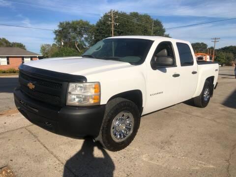 2012 Chevrolet Silverado 1500 for sale at E Motors LLC in Anderson SC