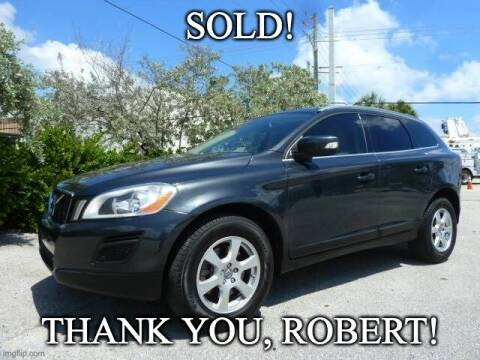 2011 Volvo XC60 for sale at VehicleVille in Fort Lauderdale FL